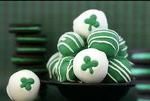 Holidays - St Patricks Day / Crafts and food recipes for St. Patrick's Day