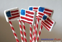 Red, White and Blue / by Michelle | Creative Food