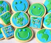 Earth Day / < Reduce, Reuse, Recycle > Earth Day crafts, activities and fun food ideas
