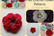 FREE crochet flowers Patterns / FREE crochet flowers Patterns - ones I want to try and have trieds