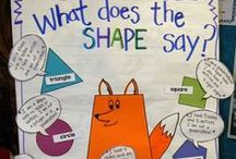 Anchor Charts For The Classroom / by Kristen Smith