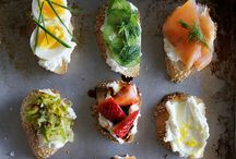 Food - Appetizers / Yummy starters or light meals / by Denise Gray
