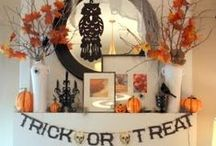 Fall/Halloween / by Synthia Waggoner