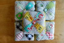 Crafty Love / by Red Pepper Quilts