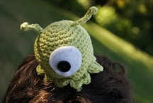 Crochet Patterns Tried / by Michyle Babb
