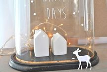 PARTY   Xmas is coming / Ideas for a nice natural Xmas :