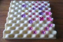 Gumpaste flowers tools and ingredients
