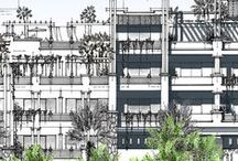 Architecture Drawings / by Baeka M