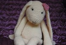 FREE Crochet Toy (amigurumi) Patterns / I love to crochet amigurumi toys, I love easy to follow and create patterns, For dolls and stuffed animals