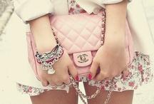 Pretty in Pink / by Kristen Smith