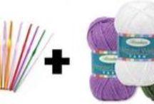 Learn how to Crochet | Crochet for Beginners / Learn How To Crochet, Crochet stitches, beginner crochet patterns