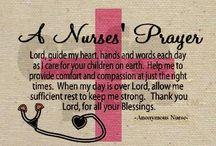 Nursing / by Samantha Vandevord