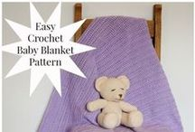 FREE Crochet Baby Blanket Patterns / Seriously cute modern or vintage FREE crochet patterns for Baby blankets, pram covers and more