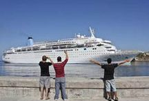 Cuba Cruises / Cruises to Cuba, Havana Cuba Cruises, Varadero Cuba Cruises and all about the Cuba Cruise industry, Cruise ports, Cuba cruises available and much more! / by Cuba Travel