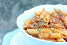 Foodie: Pasta / by Lady Daylight
