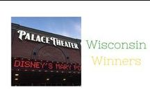 Wisconsin - Local Winners!! / A board about everything great in Wisconsin - people, products, brands, places, and events.