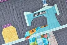 Paper Pieced - patchwork and quilts