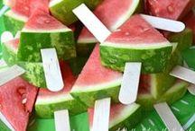 Terminons par des fruits!