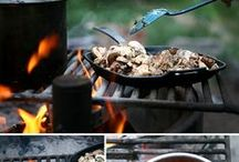 Summer - Camping / Ideas, tips, and tricks for camping. Recipes, hacks and ways to make camping more fun and more efficient.