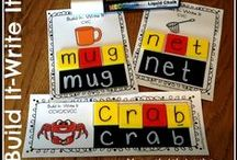 Sight Word/Word Work / Activities to use for Word Work and Sight Words / by Kristen Smith