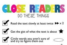 Reading in the Classroom / Ideas for how to effectively teach reading. / by Kristen Smith