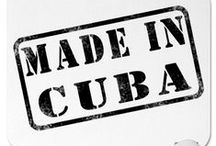 "Made in Cuba 100% / Cuba is a diverse nation steeped in rich cultural heritage. The island is jam-packed with curiosities & idiosyncrasies, bringing a smile & confusion at the same time. We sum up these oddities with the famous Cuban saying ""Es Cuba"", used when something doesn't make sense or is unique to Cuba. It includes some of these rare gems. This section also offers some normal stuff: interesting travel options & unusual things to do in Cuba. Its our ""miscellaneous board"" 100% CUBA! / by Cuba Travel"