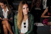 Style icons: Chiara Ferragni