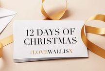 DAY 10 | Win your outfit / It's DAY 10 of our #LoveWallisX countdown and we're giving you the chance to win your very own Christmas day outfit! To enter, create a board and name it Wallis #LoveWallisX, then start pinning your favourite items to make up your outfit from our website www.wallis.co.uk - we will be choosing our 10 x winning boards on 11.12.15 so good luck & get pinning... / by Wallis