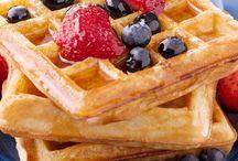 ❤ waffles ❤