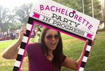 Bachelorette Party Ideas / A great collection of fun and classy ideas for your next Bachelorette Party
