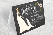 Thank You Cards / Say thank you to all your friends and family with our thank you card collection. #thankyou #thankyoucards