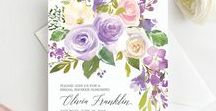 Bridal Shower Trends for 2018 / What are your favorite Bridal Shower Ideas for 2018? Invitations, Decorations, Flowers, Gifts, Signage, Favors, Games & More.