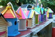 Birdhouses / by SuttonsDaze