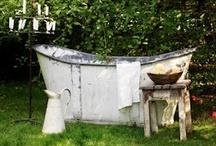 Splish Splash, I Was Takin' A Bath / by savvycityfarmer
