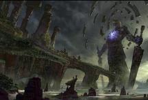 RPG Inspiration / by Andrew Portner