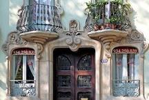Doors and windows / by Antonietta Tartaruga Lenta