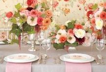 Table Settings / by B Floral