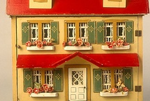 Dollhouses and miniatures  / by Antonietta Tartaruga Lenta