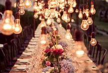 Lighting / by B Floral