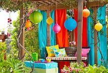 Home Inspiration : Backyard and Outdoor