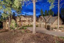 Custom Homes / Custom Homes in luxurious Pine Canyon, Flagstaff, Arizona