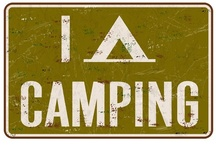 CAMPING! / by Heather Salls