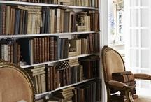 Bookcase to Heaven / by savvycityfarmer