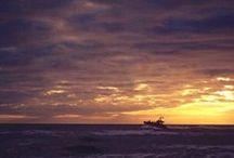 Weer / Uitzonderlijke weerfoto's o.a. genomen door KNRM vrijwilligers. / by KNRM Sea Rescue