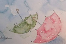 Art*Watercolors / by Antonietta Tartaruga Lenta