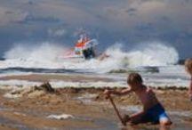 Fotowedstrijd 2013 / Alle wedstrijdfoto's van Reddingbootdag 2013 en KNRM Foto van het Jaar 2013. Thema: Actie / by KNRM Sea Rescue