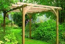 Garden Arches / Arches are perfect for in your garden in the summer weather. We have a variety of arches and arbours for sale at gardensite.co.uk.