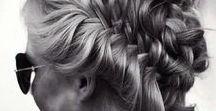 Bangin! [hair] / Wedding and everyday hair style.