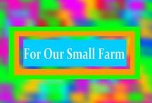 For our small farm / by SuttonsDaze