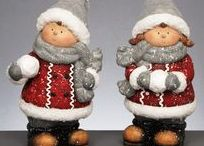 Christmas Decorations / Visit our decorations page for a variety of Characters Novelty Decorations. Visit our page at...